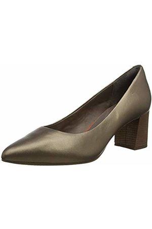 Rockport Women's Total Motion Salima Pump Closed Toe Heels