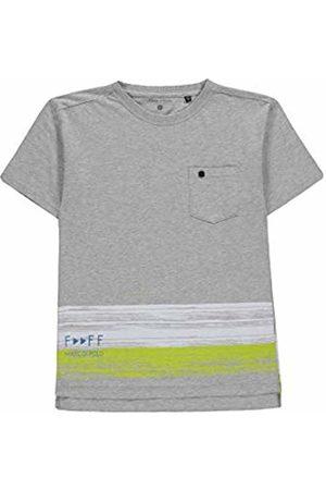 Marc O' Polo Boy's T-Shirt 1/4 Arm Violet|Gray 1210