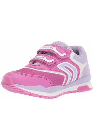 Geox J Pavel Girl A Low-Top Sneakers