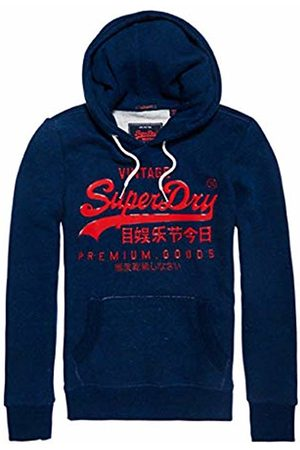 Superdry Women's Premium Goods Gloss Entry Hood Sports Hoodie