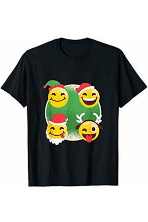 My Favorite Xmas Shirts Sweet Emoticon Christmas T-Shirt