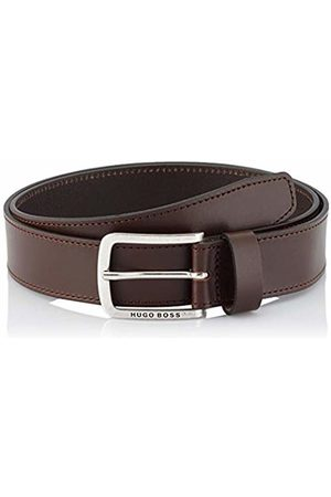 HUGO BOSS Men's JOR-st_sz35 Belt, (Dark 202)
