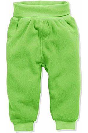 Schnizler Boys Trousers - Pump-Hose, Fleecehose Mit Strickbund Tracksuit Bottoms, Grün (Grün 29)