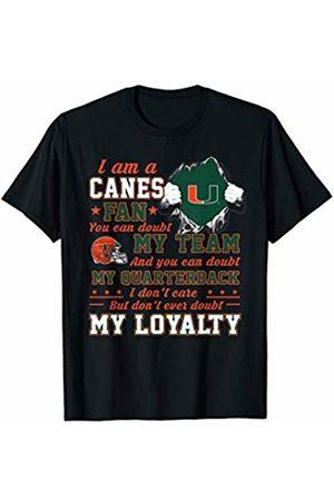 FanPrint Miami Hurricanes My Loyalty T-Shirt - Apparel