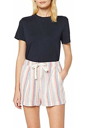 Dorothy Perkins Women's Stripe Chambray Shorts