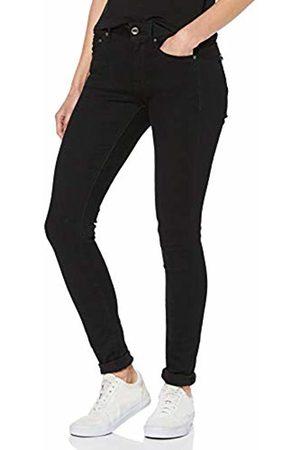 G-Star Women's Midge Zip Mid Waist Skinny Jeans, (Pitch B964-A810)