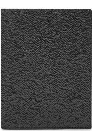 Thom Browne Leather Passport Holder