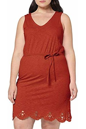 JUNAROSE Women's Jrrisa Sl Above Knee Dress - S Arabian Spice