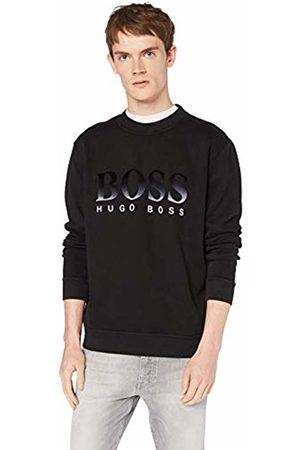 HUGO BOSS Men's Weaver Sweatshirt, 001