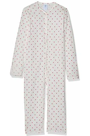 Sanetta Baby Girls' Overall Long Sleepsuit (Broken 1427) 86