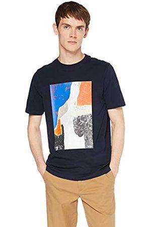 HUGO BOSS Men's Teear 2 T-Shirt, (Dark 404)