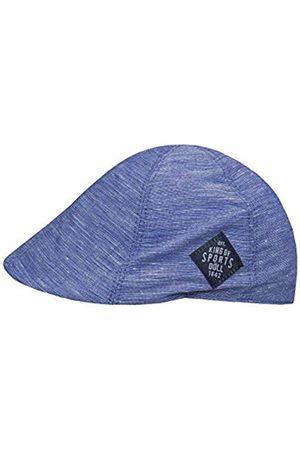 Döll Baby Boys' Schiebermütze Leinen Hat, (Total Eclipse|