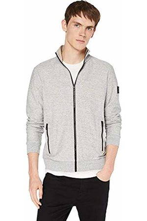 HUGO BOSS Men's Zaldo Sweatshirt, Open 064