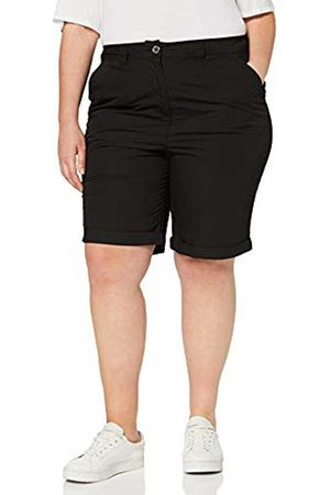 Dorothy Perkins Women's POPLIN Knee Short ( 010)
