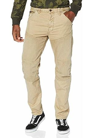 G-Star Men's 5620 3D Strike Straight Tapered Colored Jeans
