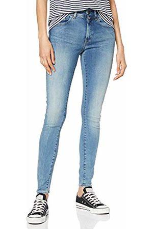 G-Star Women's Lynn High Super Skinny Wmn Skinny Skinny Jeans, (Heavy Worn In Aged A586)