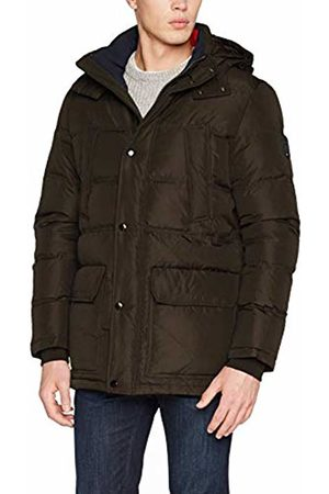 Tommy Hilfiger Men's TOMMY DOWN PARKA down jacket Long Sleeve Parka