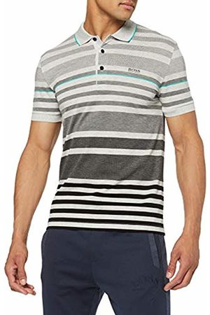 HUGO BOSS Men's Paddy 4 Polo Shirt, ( 001)