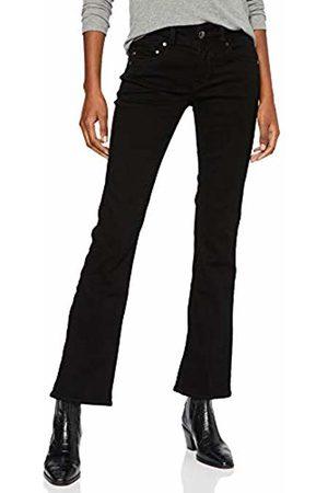 G-Star Women's Midge Saddle Mid Waist Bootcut Jeans, Pitch B964-A810