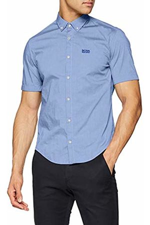 HUGO BOSS Men's Biadia_r Casual Shirt, (Medium 423)