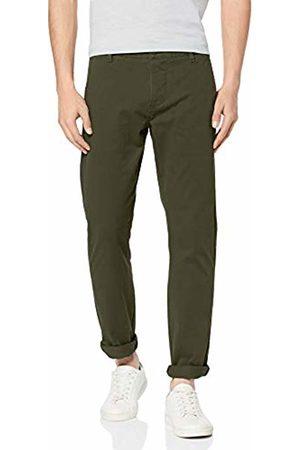 Dockers Men's Smart Supreme Flex Alpha New Tapered - Wonderknit Trouser
