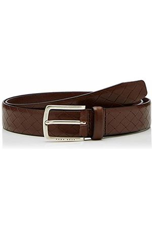 HUGO BOSS Men's Jor-wn_sz30 Belt, (Medium 210)