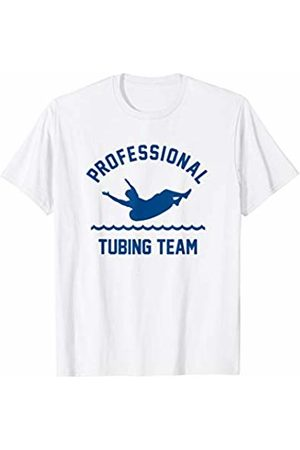 Goodtogotees Professional water tubing team T-Shirt