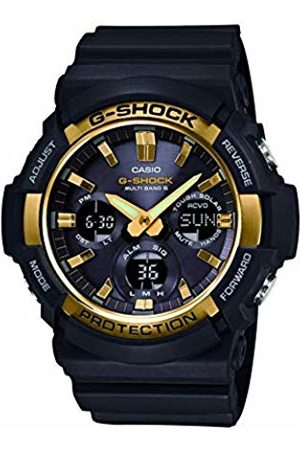 Casio Mens Analogue-Digital Quartz Watch with Resin Strap GAW-100G-1AER