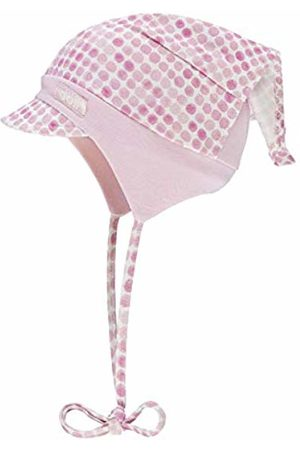 Döll Baby Girls' Kopftuchmütze Mit Schirm Zum Binden Jersey Sun Hat, ( Lady|