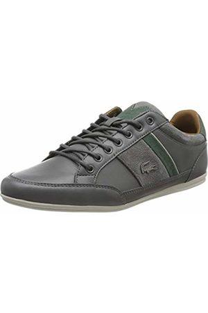 Lacoste Men's Chaymon 417 Cam0070248 Low-Top Sneakers, (Gray