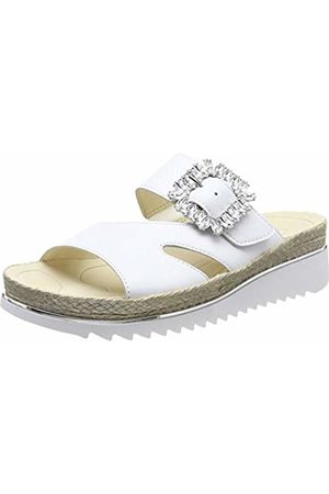 Gabor Shoes Women's Jollys 23.727.21 Mules, (Weiss)
