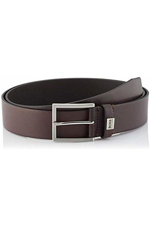 HUGO BOSS Men's Sonio_sz40 Belt, (Dark 202)
