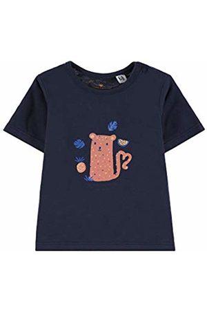 Tom Tailor Baby Girls' T-Shirt Placed Print ( Iris|