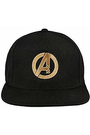Marvel Men's Avengers Logo Baseball Cap, Blk