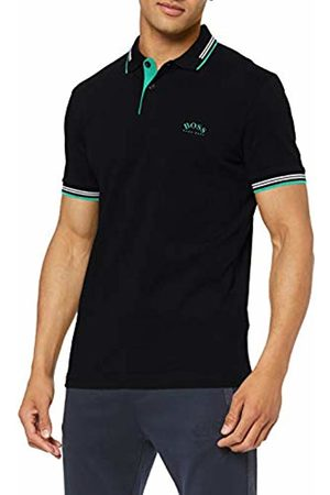 BOSS Men's Paul Curved Polo Shirt, ( 008)