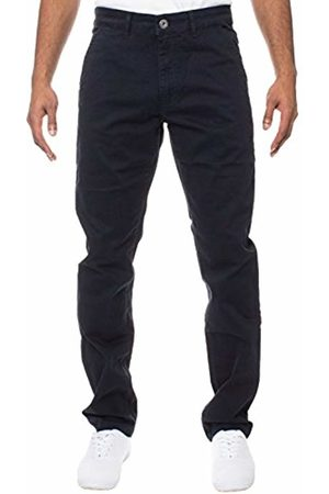 Enzo Men's EZ348 DF Skinny Jeans, Navy