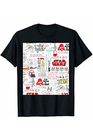 STAR WARS Story Doodle T-Shirt