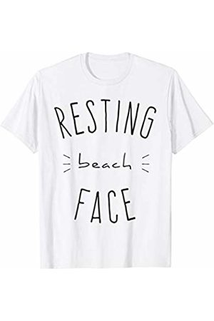 Flippin Sweet Gear Resting Beach Face T-Shirt