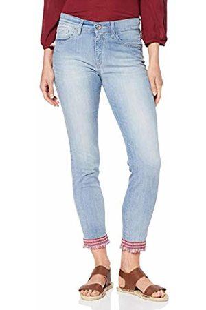 Pierre Cardin Women's Favourite Skinny Jeans Fransen ( 384)