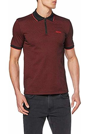 HUGO BOSS Men's Direnze Polo Shirt, 001