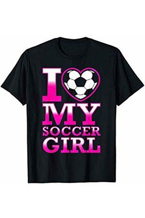 Soccer Women Tees Co. Funny Soccer Mom T-Shirt Soccer Girl Fan Sport Gift Tee