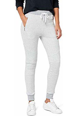 Urban classics Women's Jogginghose Melange Biker Sweatpants Trousers