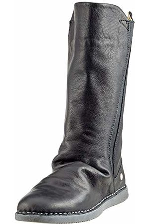 softinos Women's TEYA328SOF Smooth Leather Ankle Boots