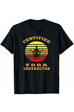 Yoga Instructor Gift Factory Co Certified Yoga Instructor T-Shirt