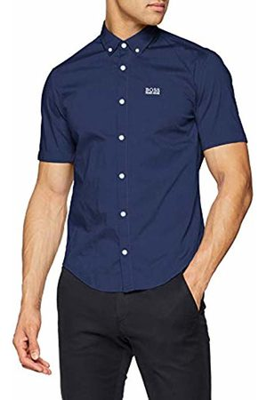 HUGO BOSS Men's Biadia_r Casual Shirt, (Medium 422)