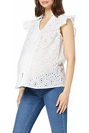 Dorothy Perkins Women's BROIDERIE TOP Maternity Blouse, 020
