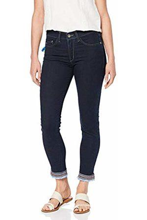 Pierre Cardin Women's Favourite Skinny Jeans Fransen (Granat 300)
