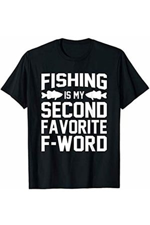 Goodtogotees Fishing is my second favorite F-word T-Shirt