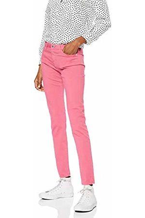 Love Moschino Women's Heart Shaped Back Pocket Skinny Trouser