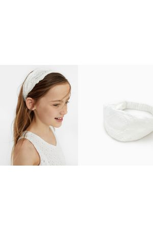 Zara Embroidered headband